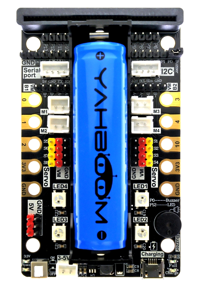Yahboom - Super:bit expansion board