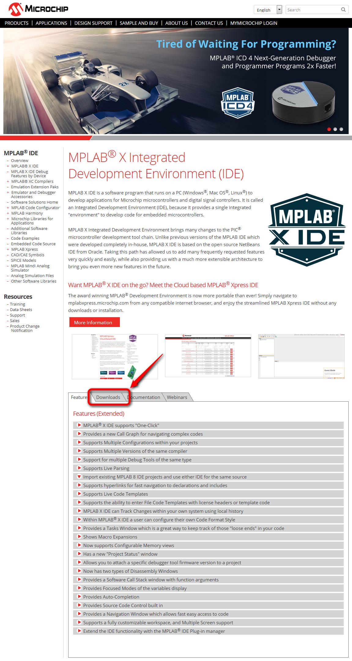 MPLAB X IDEのインストール方法【Windows編】 | PICマイコン Lab